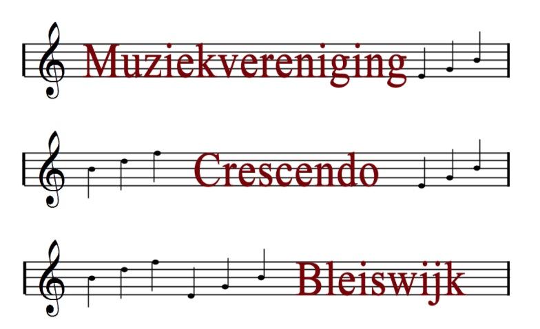 Voorjaarsconcert Crescendo