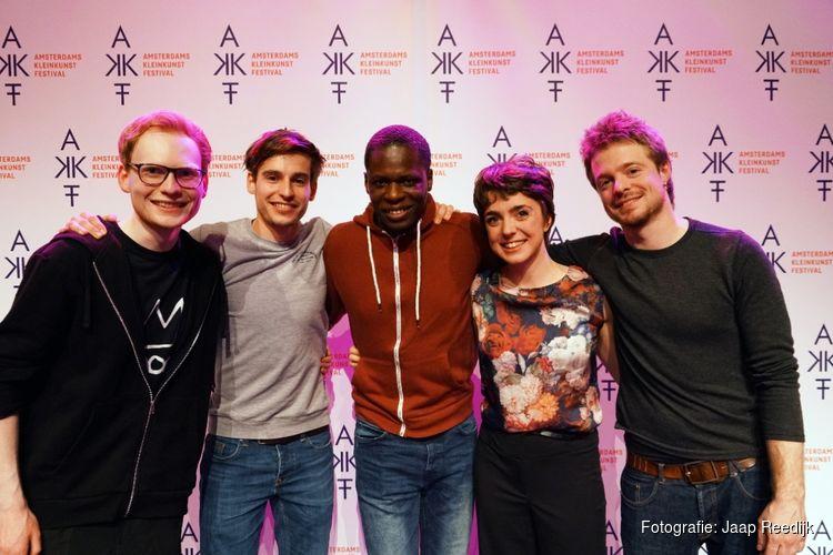Amsterdam Kleinkunst Festival – finalistentournee