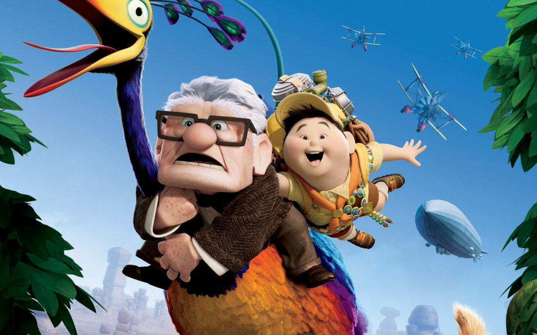 Kinderfilm: Up