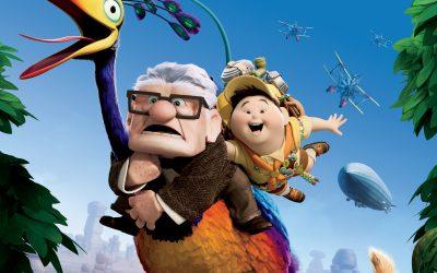 Jeugd kiest voor Up als film voor zaterdagmiddag 3 november