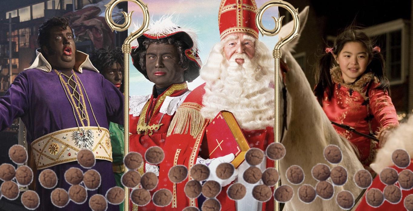 Kinderfilm: Sinterklaas & Diego, Het Paard van Sinterklaas of De club van Sinterklaas?