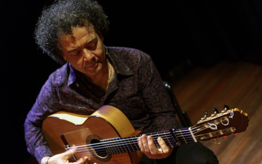 Spaanse avond in 't Web met Volver en flamencogitarist Claudio Benito