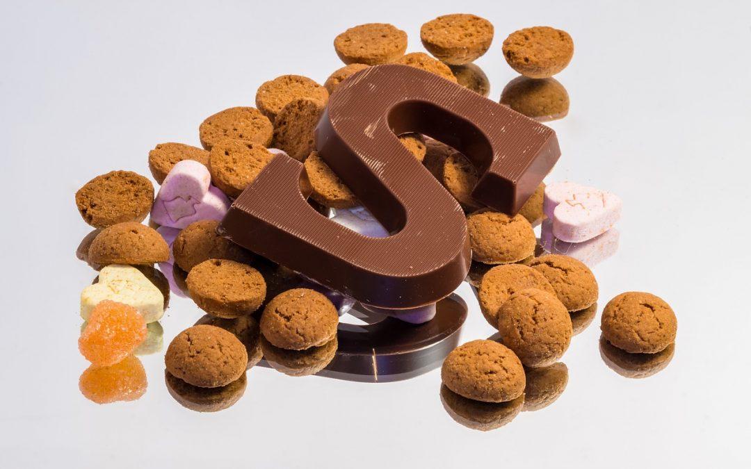 Kruidnoten, taaitaai of chocoladeletters?
