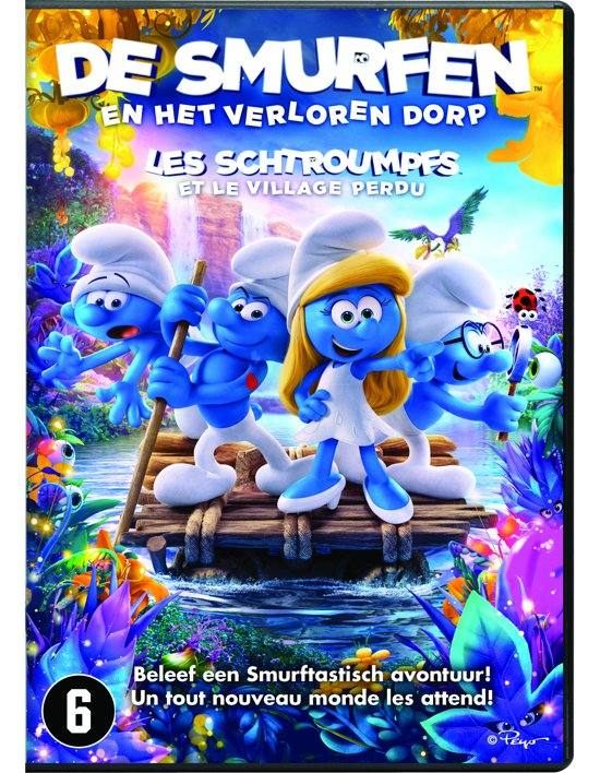 Kinderfilm: De Smurfen En Het Verloren Dorp