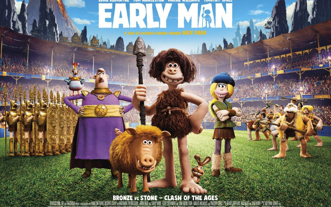Kinderfilm: Early Man