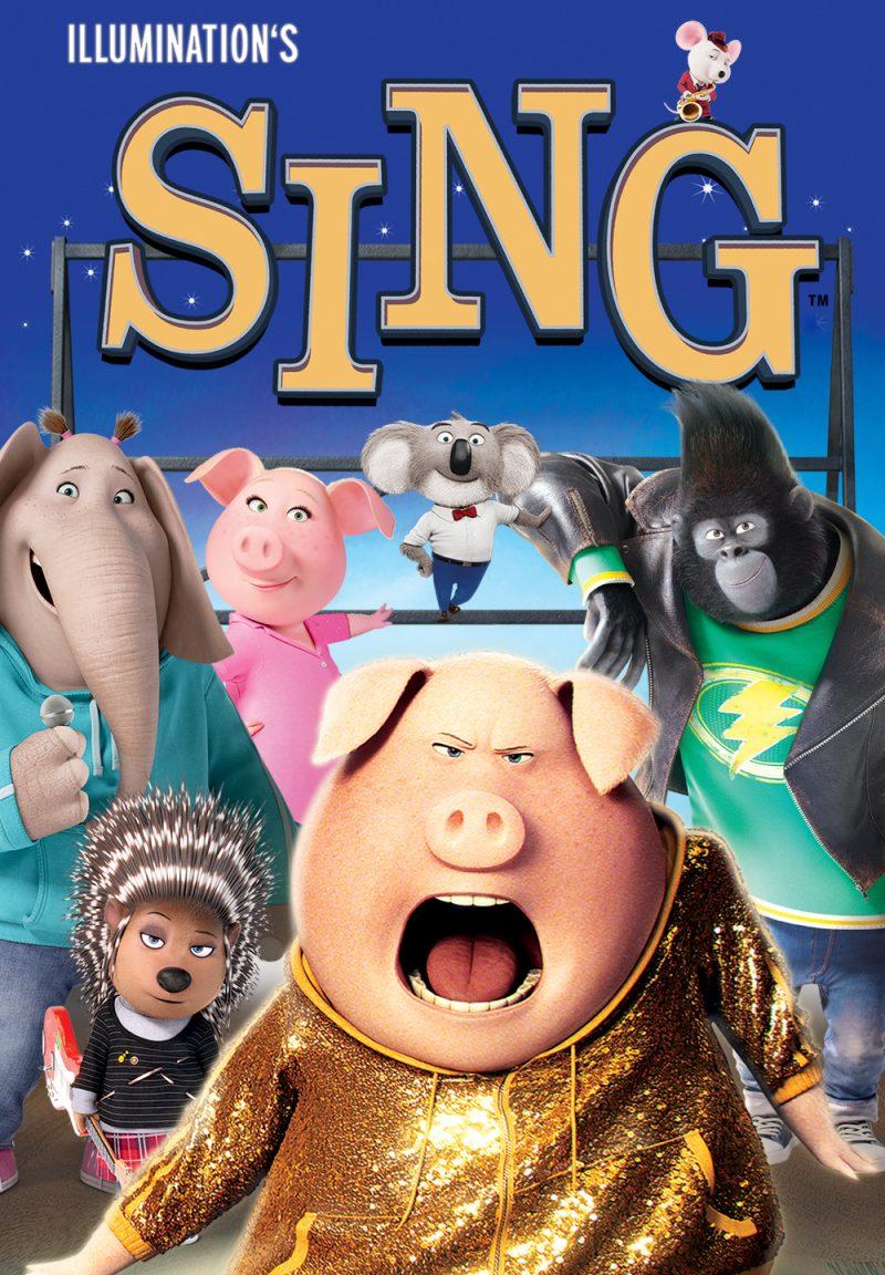 Kinderfilm: Sing
