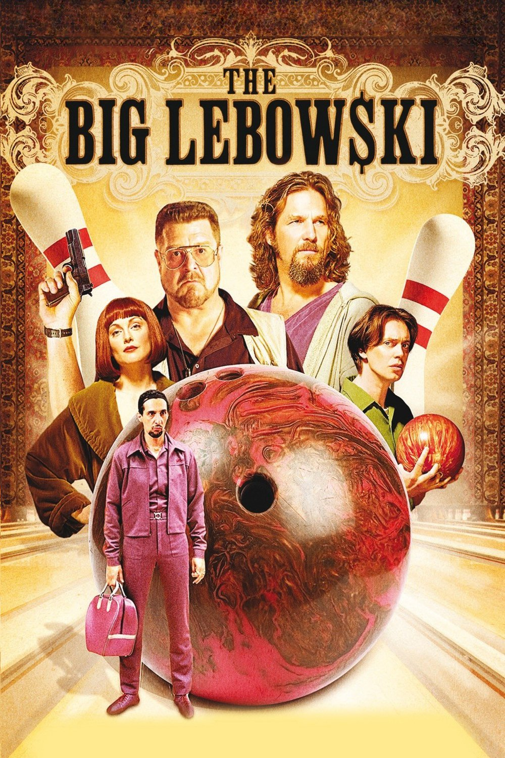 Film Plus: USA met The Big Lebowski en Björn Bolleboom