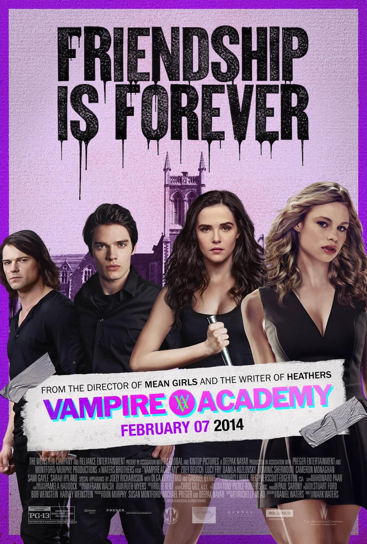 Film Plus: Tieners (Vampire Academy + dj Pure Jolie)