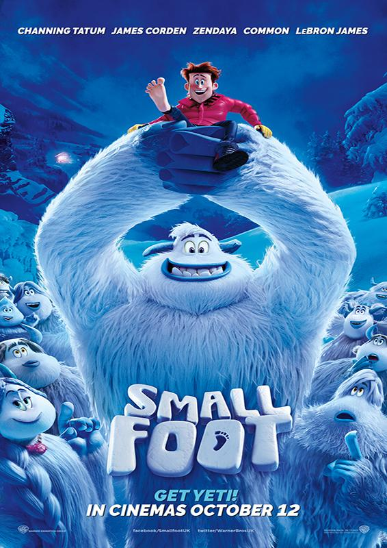 Kinderfilm: Small Foot