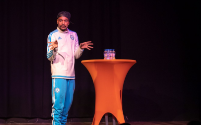 Theater 't Web organiseert Het Grote Groep 8 Feest voor Bleiswijk
