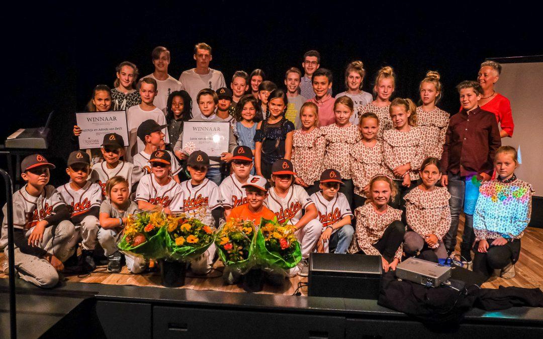 Winnaars Talentenbal gemeente Lansingerland bekendgemaakt