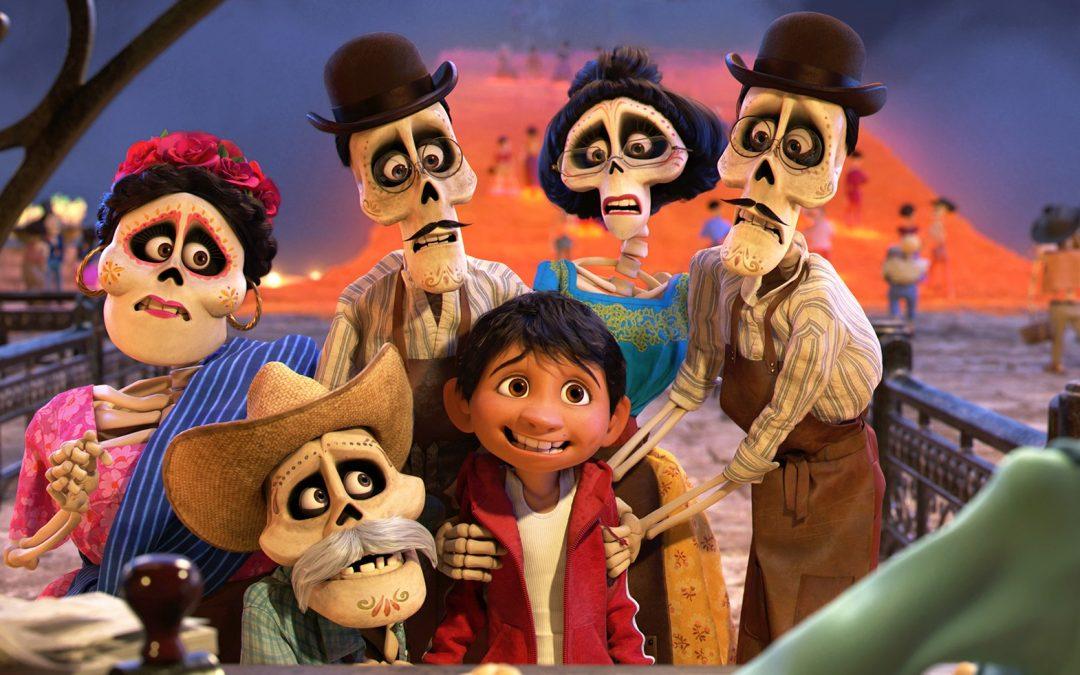 Kinderfilm: Coco