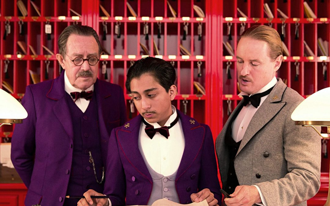 Theater 't Web start filmcyclus 'Leef!'  met The Grand Budapest Hotel