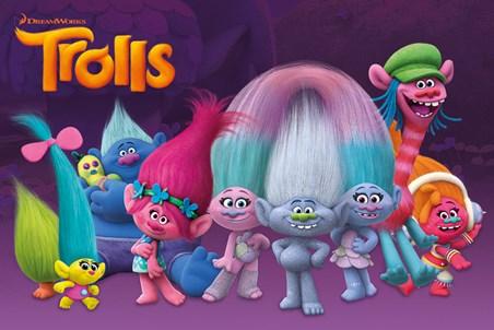 Kinderfilm: Trolls