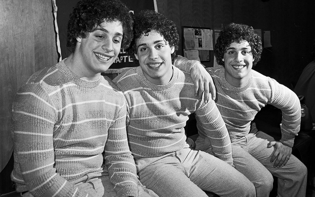 Filmhuis-hit Three Identical Strangers in Theater 't Web