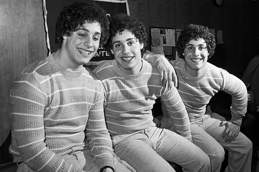 Film Plus: Three Identical Strangers + Marte