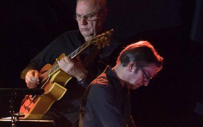 Optreden veelzijdig jazz-duo tijdens Film Plus: La La Land