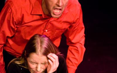 Nederlandse theatersport-toppers spelen 'Vissen en rammen' in Theater 't Web