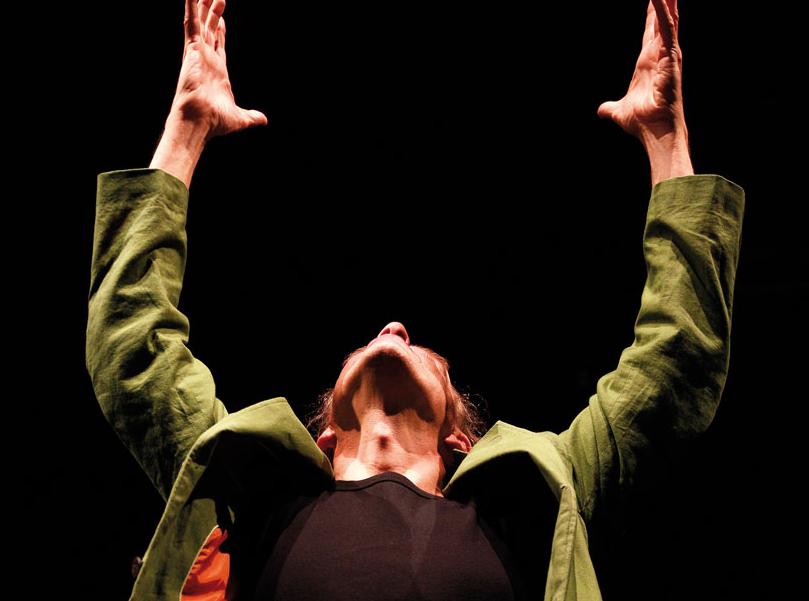 """Eric Borrias over voorstelling over liefde: """"Ik beeldhouw in de fantasie"""""""