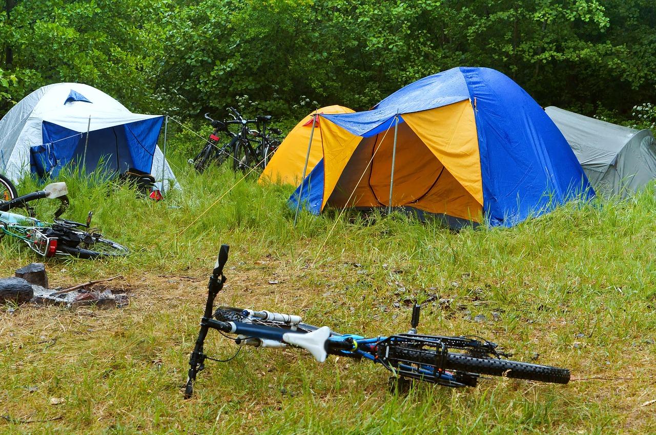 Kunstdrama Klas – Op kamp