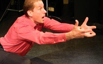 Workshop improvisatietheater  in Theater 't Web in Bleiswijk