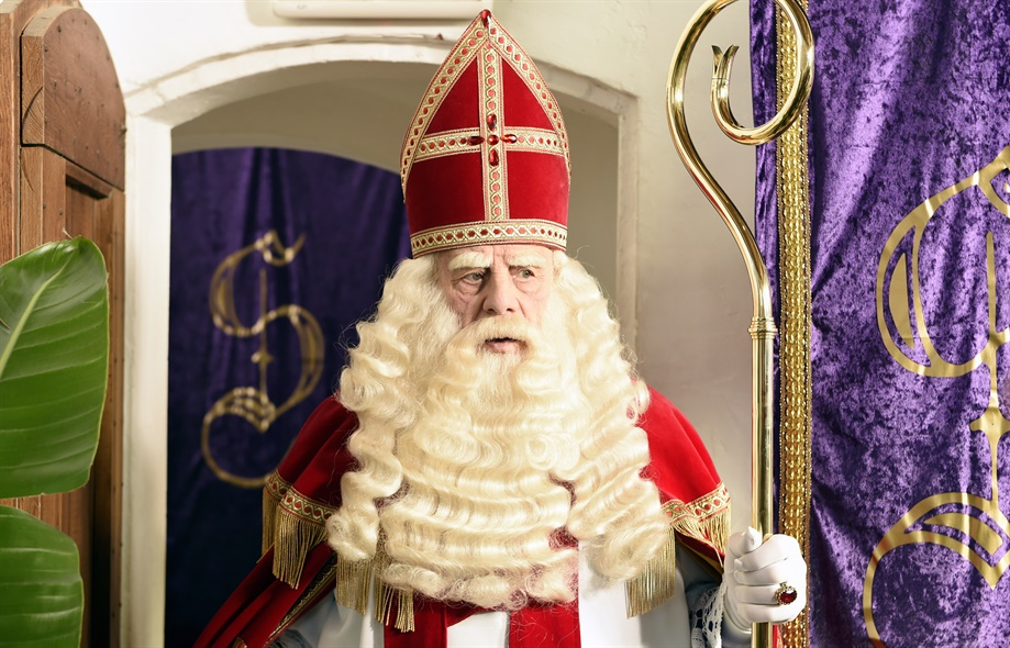 Kinderfilm: DeBrief voor Sinterklaas