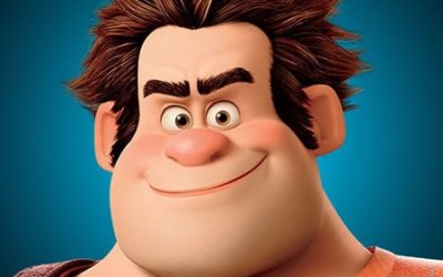 Wreck-it Ralph in Theater 't Web