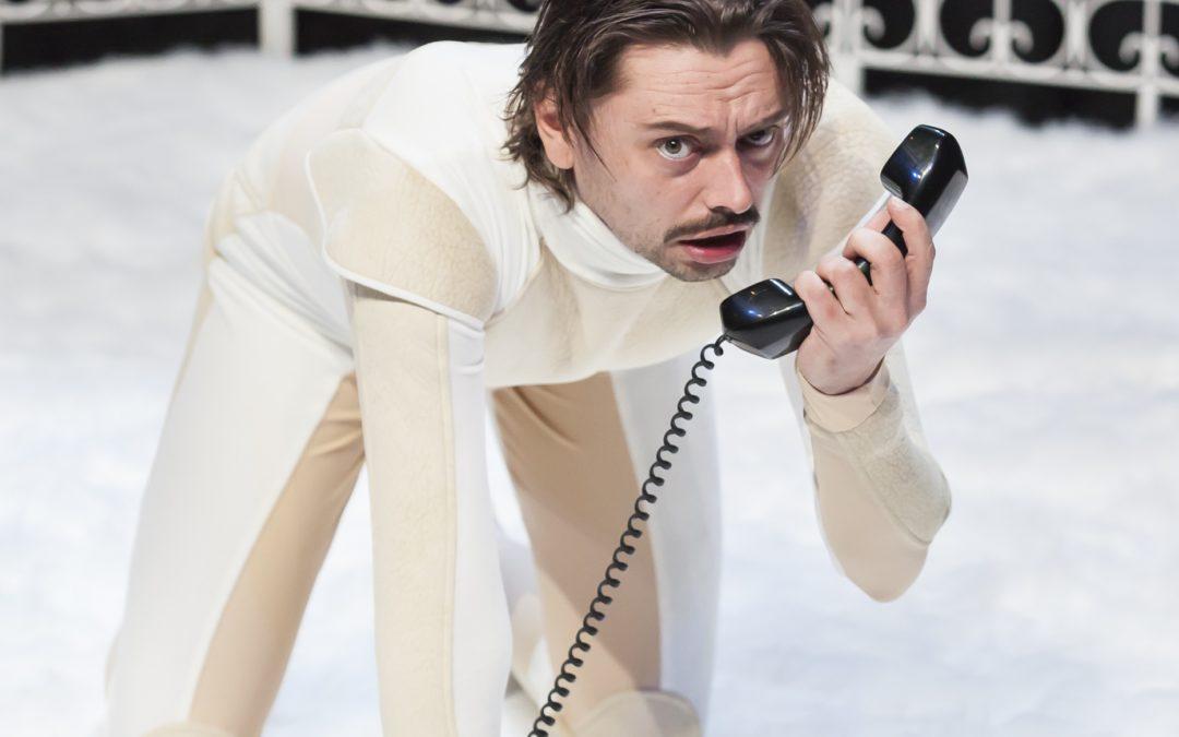 Stefano Keizers naar Theater 't Web