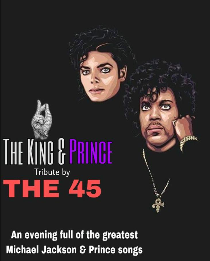 The 45 – The King & Prince