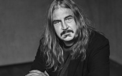 Frénk van der Linden interviewt Ilja Leonard Pfeijffer