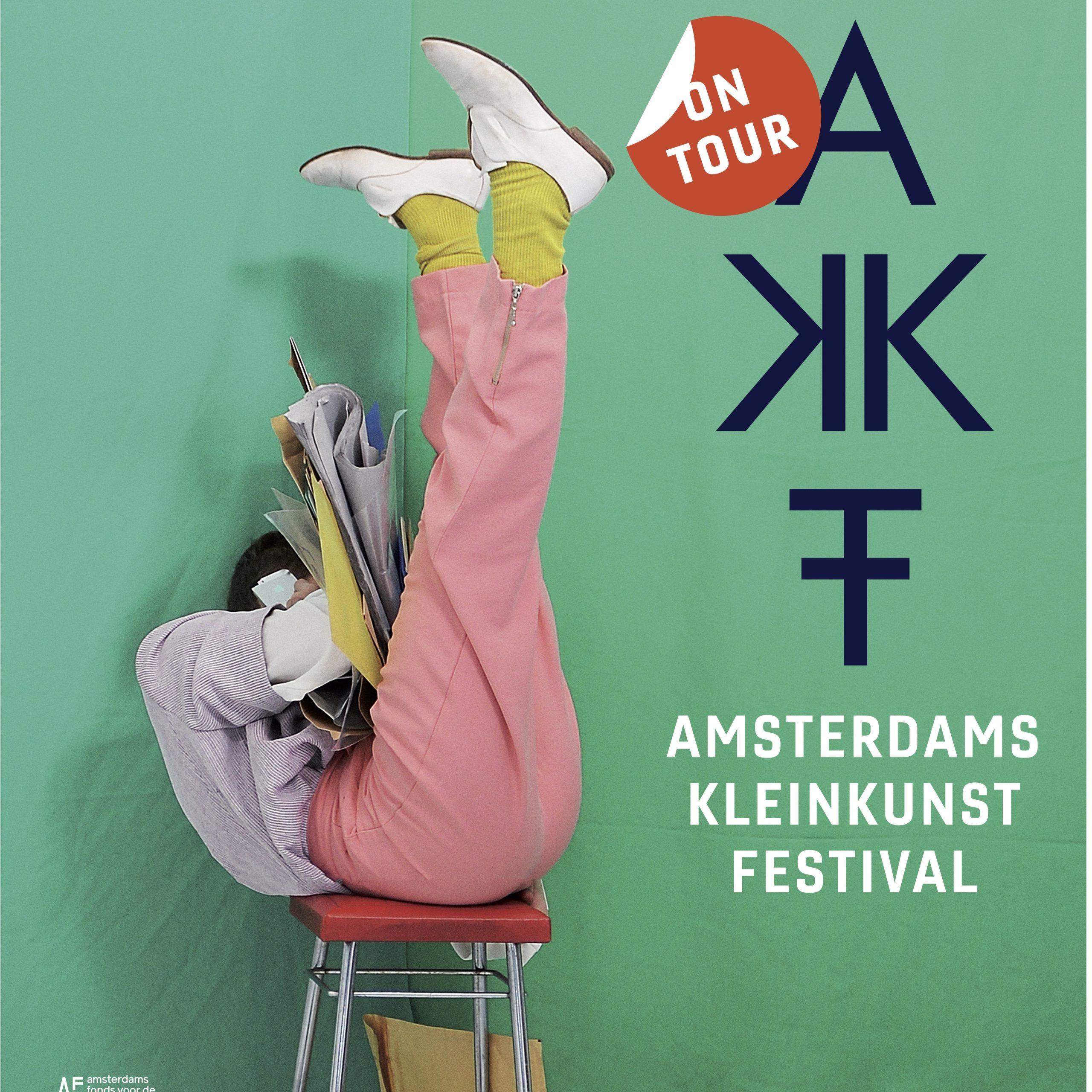 Amsterdams Kleinkunst Festival – Finalistentournee